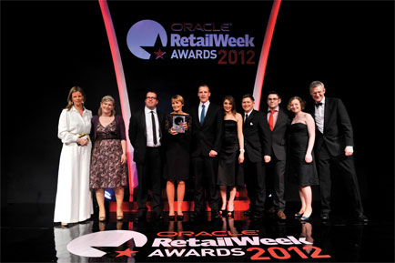Chad Valley relaunch wins top award