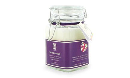 Lower Lodge Candles launches British Foodie candle range