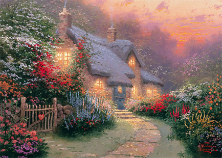 Gibsons announces death of Thomas Kinkade, the 'Painter of Light'