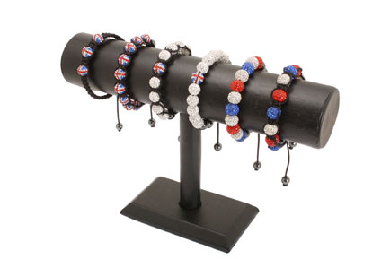 Bedazzled launches The UK Collection of Shamballa bracelets