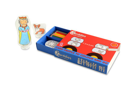 Carddies celebrates Britain with two new sets