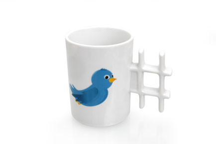 Tweet with two sugars please
