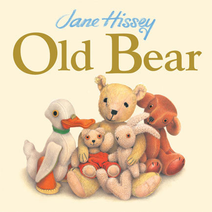 The Salariya Book Company partners with Ignition Licensing to license Old Bear by Jane Hissey