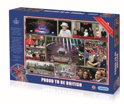 Gibsons captures scenes from the Queen's Jubilee
