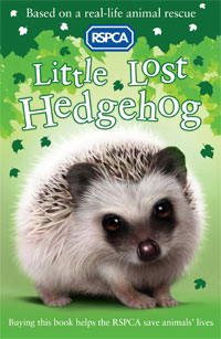 RSPCA and Scholastic partner for series of children's books