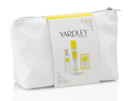 Yardley London reveals Christmas collection