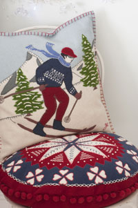Jan Constantine launches Magical Alpine Christmas collection