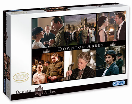 New Downton Abbey jigsaw puzzle launched
