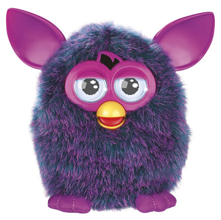 Furby is back for 2012