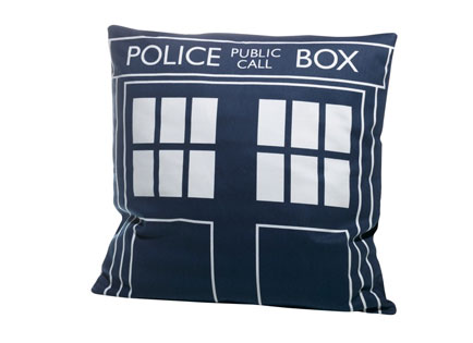 New range of Doctor Who homewares launched
