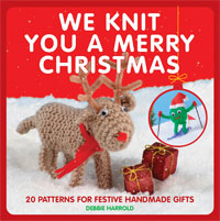 We Knit You A Merry Christmas book launched