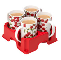 Muggi tea tray launches