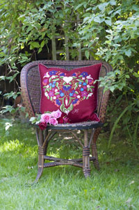 Jan Constantine launches Gypsy Collection for Valentine's Day