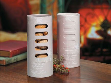 Yankee Candle launches a new twist on home fragrance to retailers
