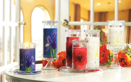 Spring is in Full Bloom with Yankee Candle®