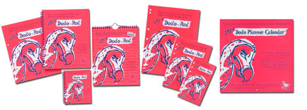 Dodo Pad nominated number one diary by The Independent