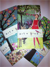 Cinnamon Aitch expands its range of notebooks