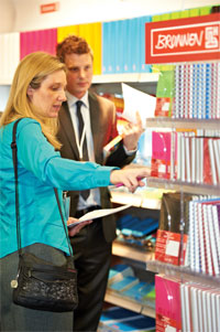 Top brands back National Stationery Week in April