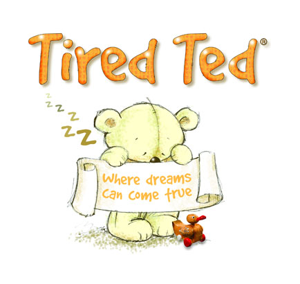 Bulldog Licensing announces Tired Ted has made its mark on the licensing sector