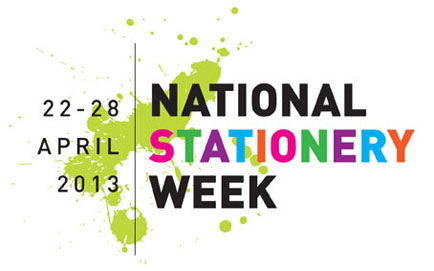 Get involved in National Stationery Week