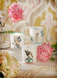 Ashleigh & Burwood launches new range of Santoro candles and diffusers