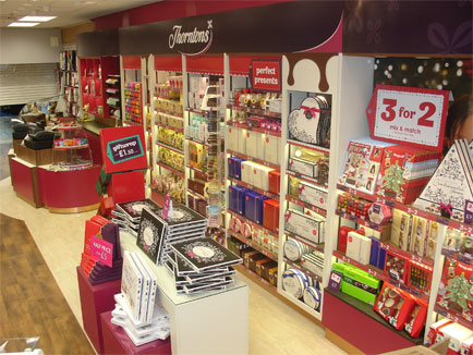 First 'Thorntons in your store' franchise format opens