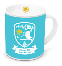 Shield of Joy, a new giftware company, enters the market