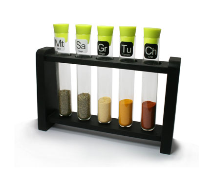 drpd launches Test Tube spice rack