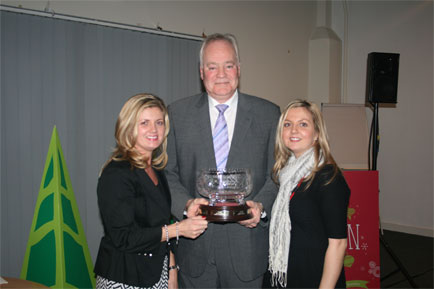 Hallmark's Gold Crown Retailer of the Year Award 2012 winner announced