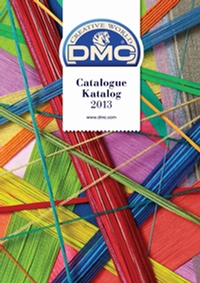 Brand new catalogue for 2013 for DMC is now available