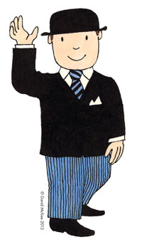 Mr Benn license portfolio expands