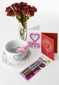 Uncap your romantic side with Sharpie
