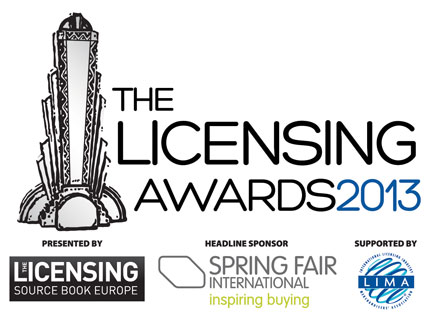 The Licensing Awards 2013 - now open for entries