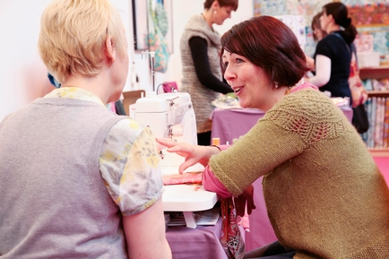 Consumer Success for Creative Stitches & Hobbycrafts at EventCity