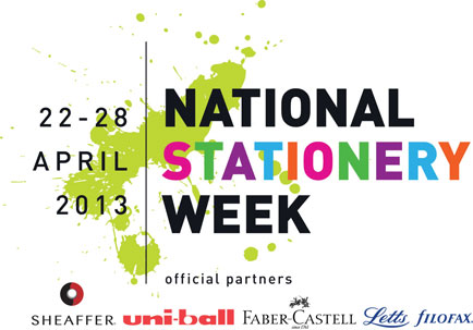 National Stationery Week/Get Britain Writing website goes live