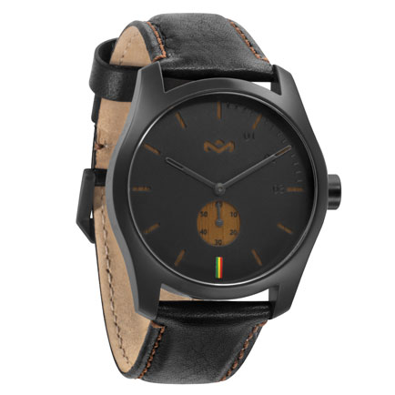 House of Marley introduces new collection of earth-friendly watches