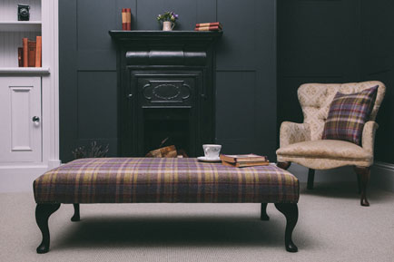 Pins and Ribbons launches a range of fashionable footstools