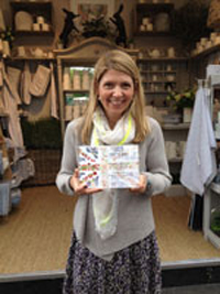 Sophie Allport awarded Certificate of Commendation at Chelsea Flower Show