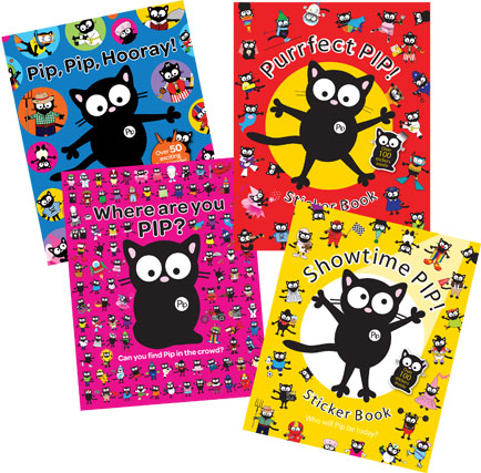 My Cat Pip publishing success boosts kids' market licensing drive