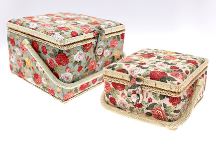 Lesser & Pavey gets crafty with new sewing boxes