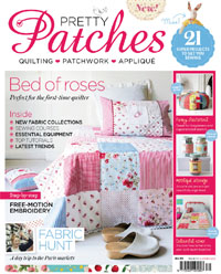 Tailor Made Publishing proudly announce the launch of their new magazine Pretty Patches