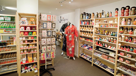 Visit The Japanese Shop's new showroom in Harrogate during Home & Gift