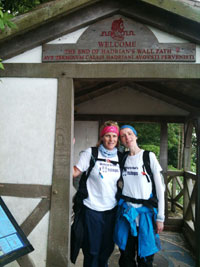 The Fragrance Lounge completes fundraising walk in aid of Pancreatic Cancer UK