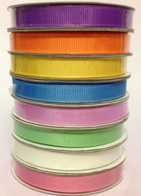 New ribbons for Craft, Stitch and Cake Decoration