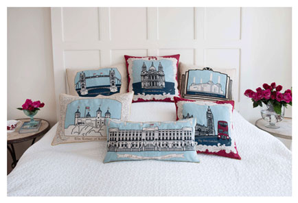 Jan Constantine launches The Iconic London Collection