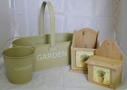 The Simply Chic Company launches new range of shabby chic gifts for gardeners