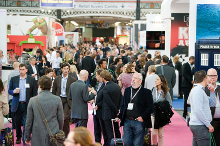 Get ready for Brand Licensing Europe 2013
