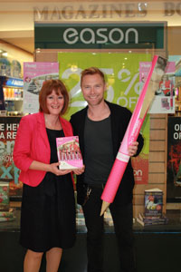 Ronan Keating launches Pentel partnership with Marie Keating Foundation