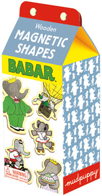 First Babar children's games and puzzles launched