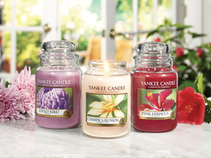 Yankee Candle® announces spring and summer ranges